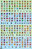 World Flags Prints