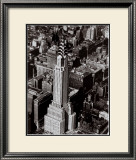 Chrysler Building New York 1935 Posters by William Van Alen