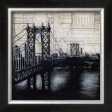 Bridges Of Old II Print