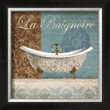 La Baignoire Print by Conrad Knutsen