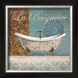 La Baignoire Print by Conrad Knutsen