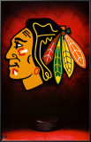 Chicago Blackhawks Prints