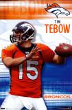 Denver Broncos - Tim Tebow Poster