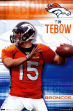 Denver Broncos - Tim Tebow Print