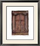 Doors of Cuba I Art by Allan Bruce Love