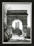 Washington Arch Poster by Igor Maloratsky