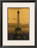 Tour Eiffel Prints by Marilu Windvand