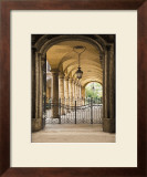 Courtyard Colonnade Prints by Kenneth Gregg