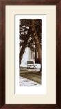 Park Bench Poster by Joane Mcdermott