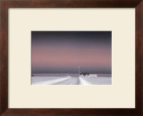 Winter Like a Song Prints by Guy Paquet