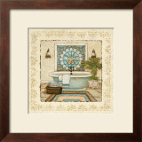Spa Vacation II Prints by Charlene Winter Olson