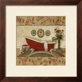 Crimson Moment II Prints by Charlene Winter Olson