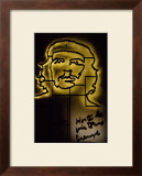 The Lights of Che Framed Giclee Print by Charles Glover