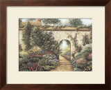 The Garden Gate Posters by Barbara R. Felisky
