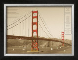 Golden Gate Architecture Prints by Phil Maier