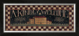 A Kindly Welcome Prints by David Harden