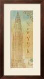 Travel Monuments II Prints by John Zaccheo