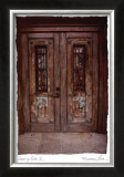 Doors of Cuba II Print by Allan Bruce Love