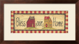 Bless Our Home Prints by Jo Moulton