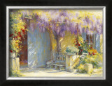 Un Nouveau Printemps Prints by Johan Messely