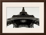 Eiffel Tower Poster by Steven Crainford