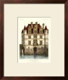 Petite French Chateaux IX Posters by Victor Petit