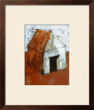 Maison II Prints by Joël Gangloff