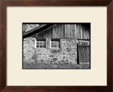 Barn Windows II Prints by Laura Denardo