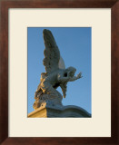 Angel of Heaven Hears the Prayer Framed Giclee Print by Charles Glover