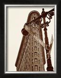 Broadway Posters by Sasha Gleyzer