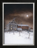Oley White Prints by Ray Hendershot