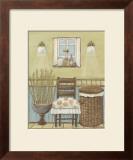 Seabreeze Bath III Prints by Wendy Russell