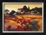 Soir d'Ete Art by Roger Keiflin