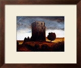 Plean Castle Prints by Andrew Balahura