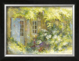 Le Laurier Blanc Poster by Johan Messely