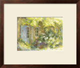 Le Laurier Blanc Prints by Johan Messely