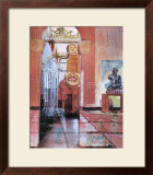 Victoria and Albert Interior I Prints by Alison Pullen