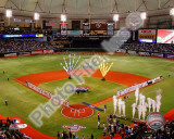 Tropicana Field 2010 Opening Day Photo