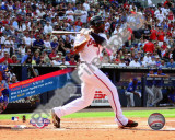Jason Heyward 1st MLB Home Run Photographie