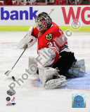 Antti Niemi Game Two of the 2010 NHL Stanley Cup Finals Photo