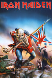 Iron Maiden Julisteet