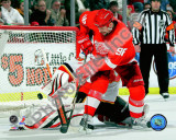 Tomas Holmstrom 2009-10 Photo
