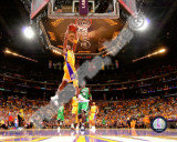 Kobe Bryant Game One of the 2009-10 NBA Finals Photo