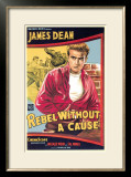 Rebel Without a Cause, 1955 Framed Giclee Print