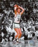 NBA Larry Bird Photo