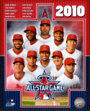 2010 Los Angeles Angels Team Photo