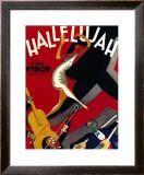 Hallelujah, 1929 Framed Giclee Print