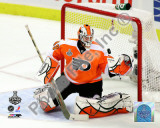 Michael Leighton 2009-10 NHL Stanley Cup Finals Game 3 Photo
