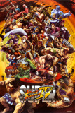 Super Street Fighter I.V. Prints