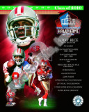Jerry Rice Class Of 2010 HOF Photo